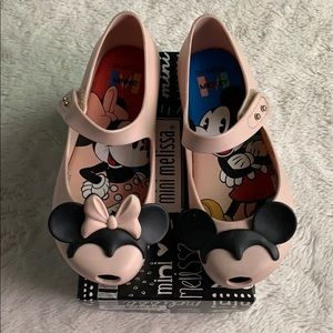 Disney Melissa Shoes